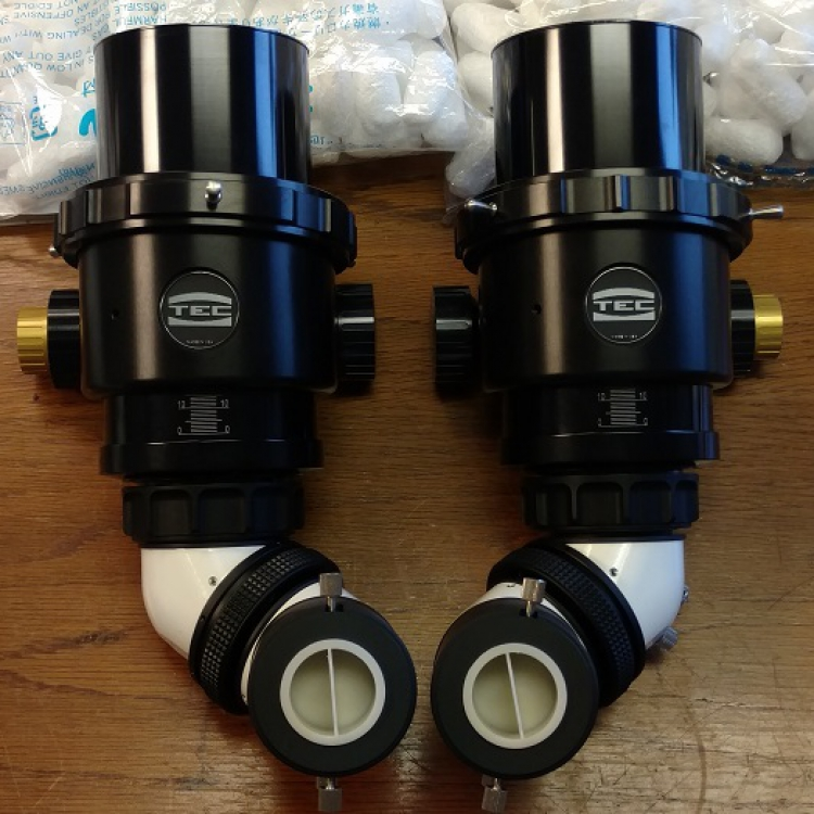 Dual Focusers for Bino Setup